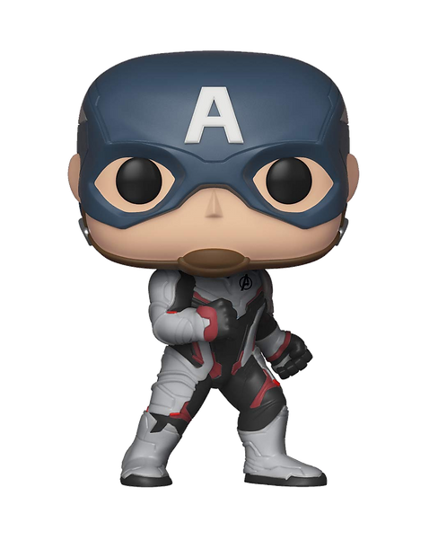 FUNKO POP! Marvel: Avengers Endgame 450 - CAPTAIN AMERICA