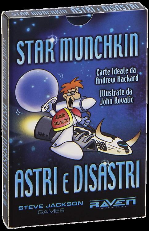 Star Munchkin: Astri e Disastri