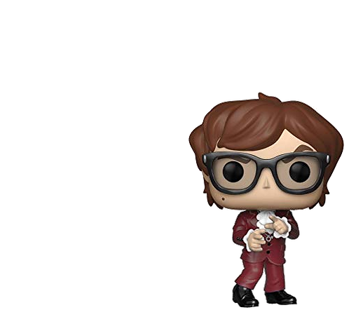 Pop! Movies: Austin Powers - Red Suit Austin LIMITED ED #643