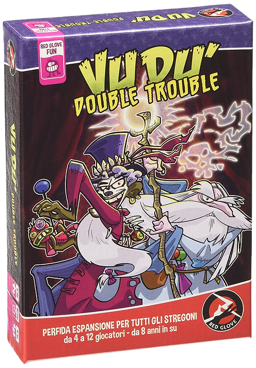 Vudù: ESP Double Trouble