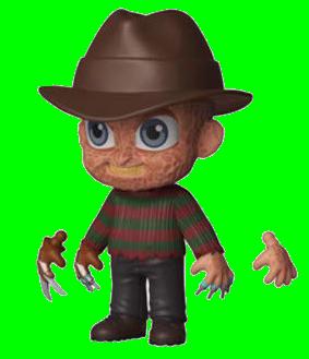 Funko 5 Star Horror -Freddy Krueger