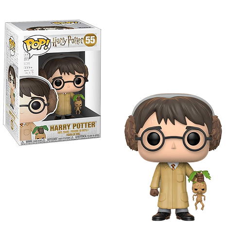 Funko POP! Movies Harry Potter 55 Harry Herbology