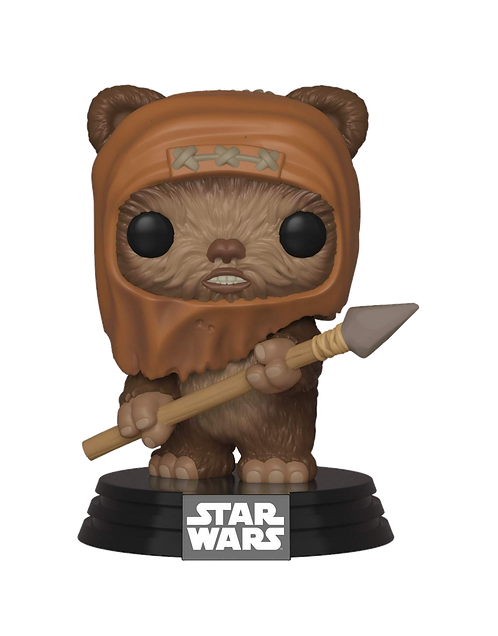 Funko POP! Star Wars: Wicket