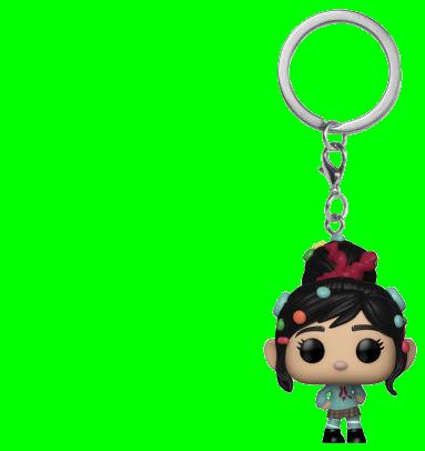 Funko POP! Keychain Wreck-It-Ralph 2: Vanellope