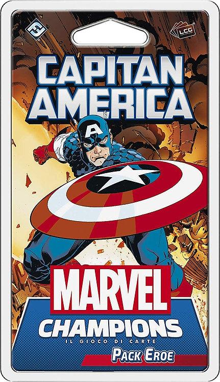 Marvel Champions - LCG: Capitan America