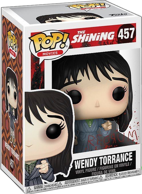 POP MOVIES: THE SHINING 457 WENDY TORRANCE