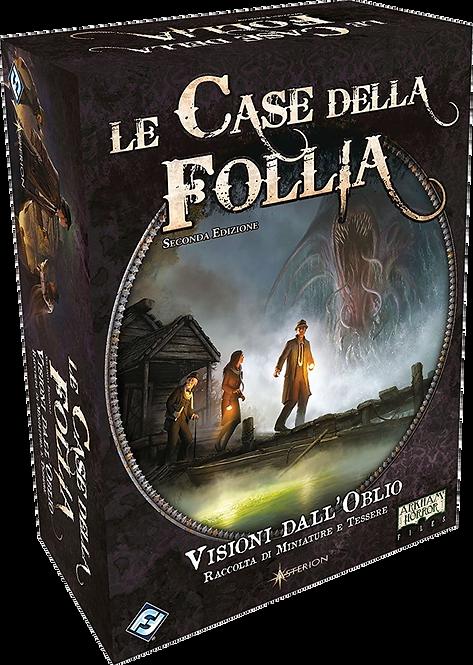 Le Case della Follia seconda edizione VISIONI DALL'OBLIO