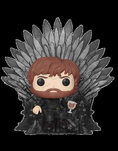 FUNKO POP! Game of Thrones 71 - Tyrion Sitting on Iron Throne