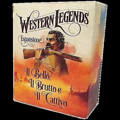 Western Legends - Il Bello, il Brutto, il Cattivo (Espansione)