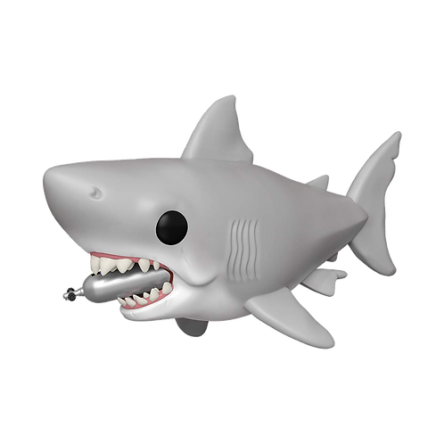 Funko POP! Jaws - Jaws w/ Diving tank