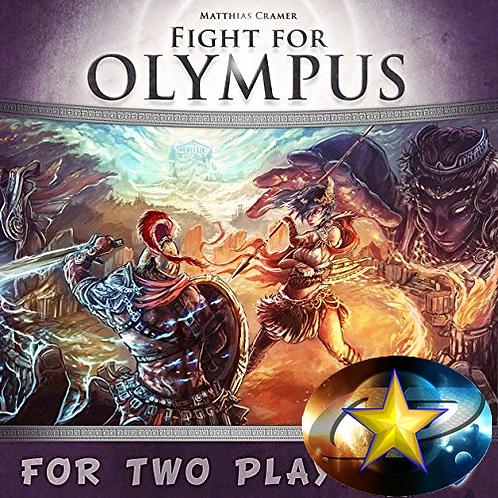 Fight for Olympus ( 2 giocatori )