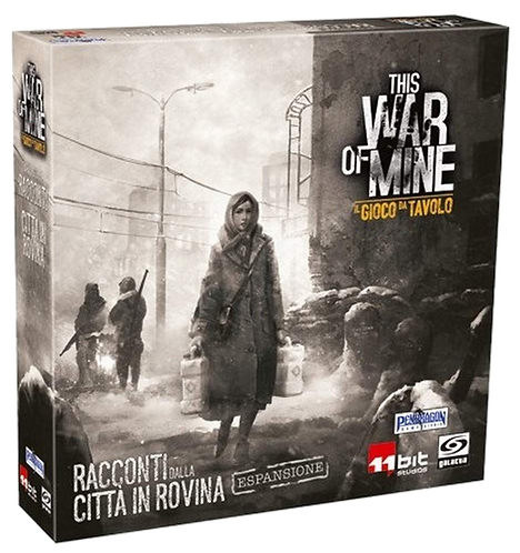 This War of Mine: ESP Racconti dalla Città in Rovina