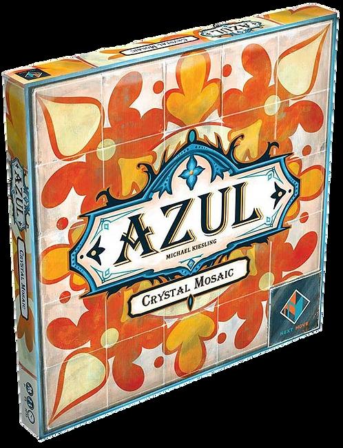 AZUL ESP CRYSTAL MOSAIC
