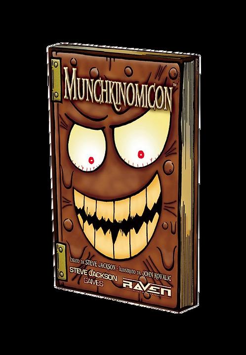 MUNCHKIN : Esp MUNCHKINOMICON