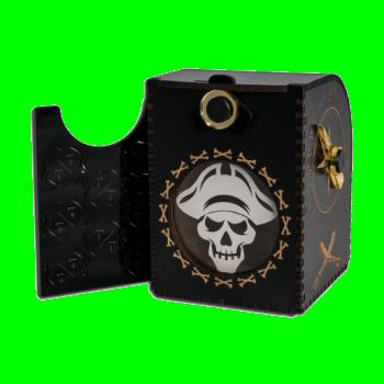 Wooden Deck Case - Pirate