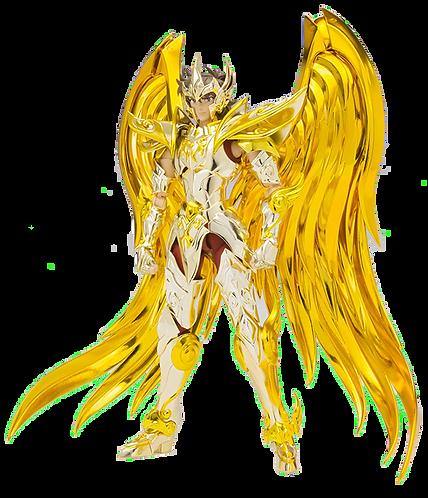 SAINT SEIYA SOUL OF GOLD SAGITTARIUS GOD