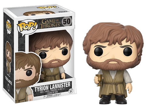 Funko POP! - GAME of THRONES 50 - Tyrion Lannister