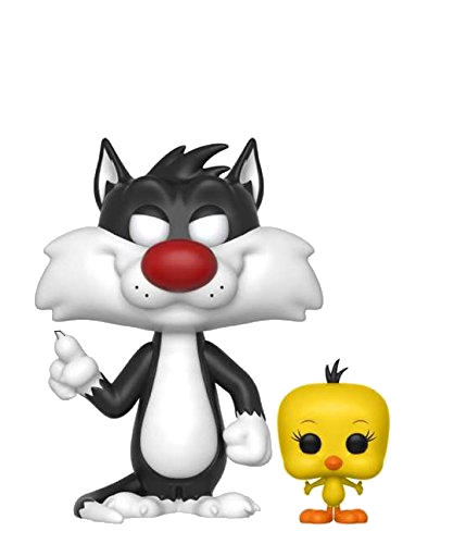 Funko Animation 309 POP - Looney Tunes - Sylvester and Tweety