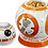 Thumbnail: Star Wars Cookie Jar with Sounds BB-8