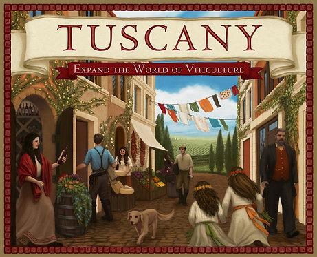 Viticulture - Esp TUSCANY