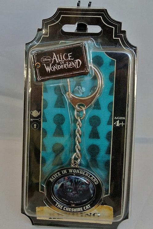 ALICE -KEY RING SPINNER CAT GLOW IN DARK