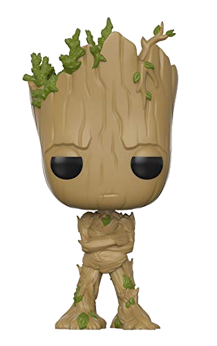 Funko POP! Marvel - Teenage Groot