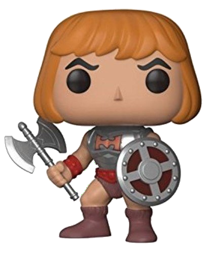 FUNKO POP! - TELEVISION - Masters Of The Universe 562 - Battle Armor He-Man