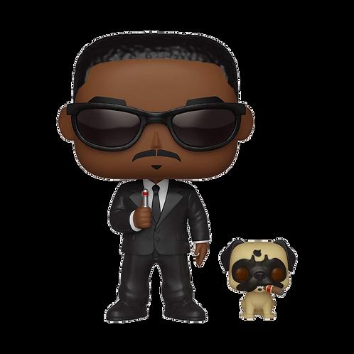 Funko POP! Men In Black - Agent J & Frank