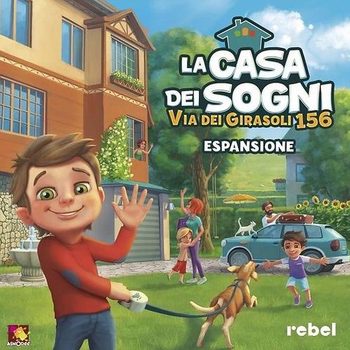 LA CASA DEI SOGNI ESP VIA DEI GIRASOLI 156