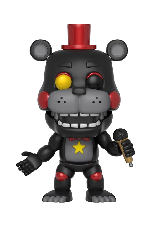 Funko POP! FNAF 6 Pizza Sim - Lefty