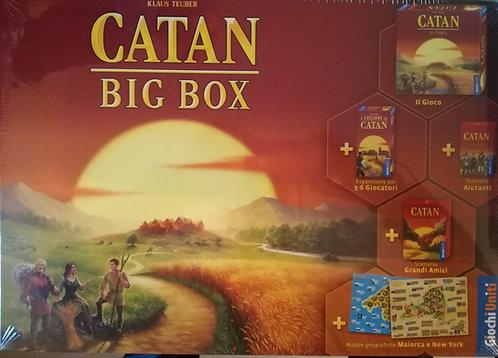 CATAN BIg Box - IT
