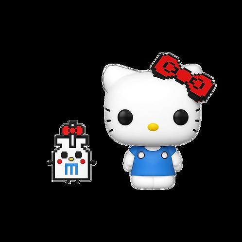 Funko POP! & Buddy Sanrio Hello Kitty S2 - Hello Kitty (Annvsry)