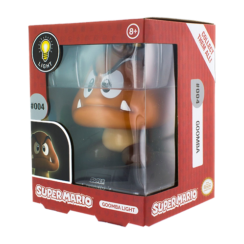 Super Mario: Goomba 3D Light