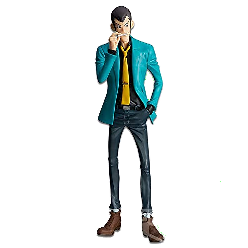LUPIN THE THIRD PART5 MASTER STARS PIECE II B: LUPIN THE THIRD  Giacca Verde