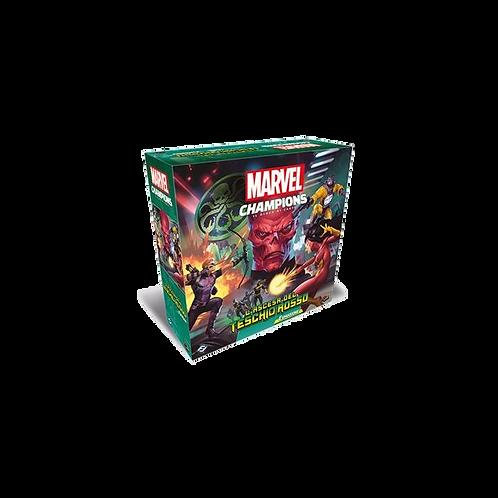 Marvel Champions - LCG: L'Ascesa del Teschio Rosso