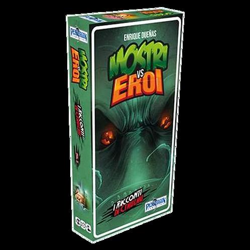 Monstri vs Eroi – Racconti di Cthluhu