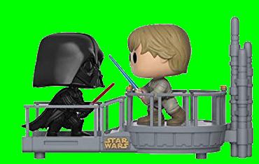 Funko Star Wars: Movie Moments: Darth Vader & Luke