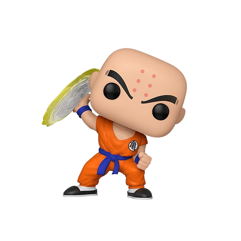 POP! ANIMATION: DRAGON BALL Z KRILLIN W/DESTRUCTO DISC
