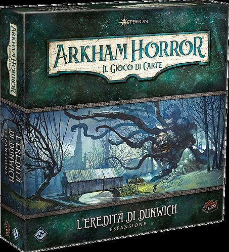 Arkham Horror: Il Gioco di Carte - L'Eredità di Dunwich