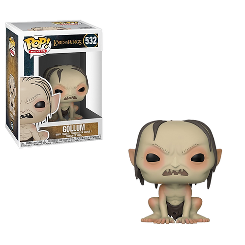 Funko POP! - LORD OF THE RINGS 532 - GOLLUM