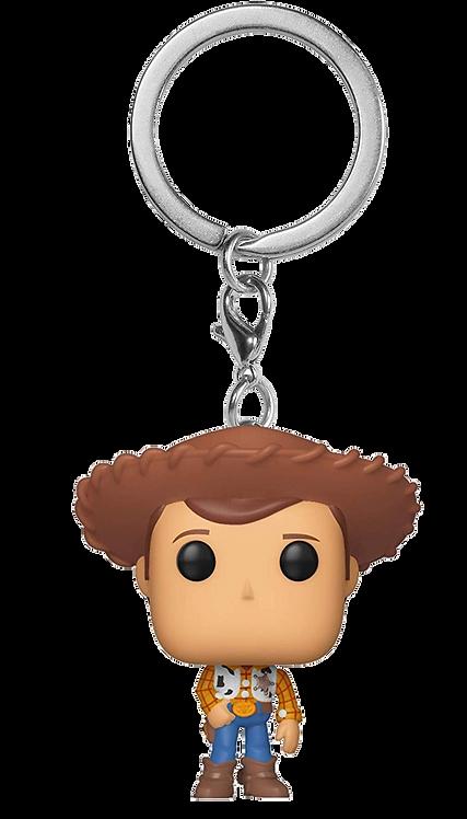 Funko POP! Keychain Toy Story 4 - Woody