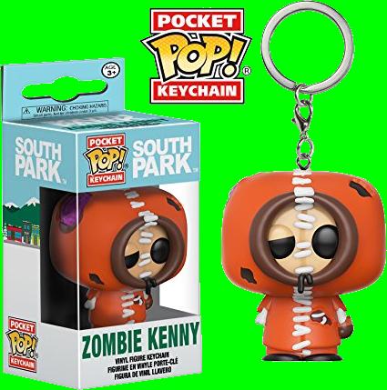 Funko Pocket POP! Keychain - South Park - Zombie Kenny