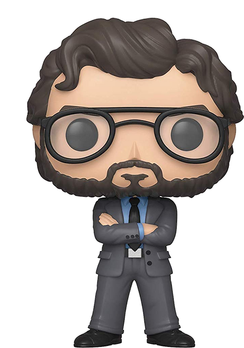 POP! TELEVISION: MONEY HEIST THE PROFESSOR