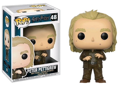 FUNKO POP HARRY POTTER: 48 PETERPETTIGREW