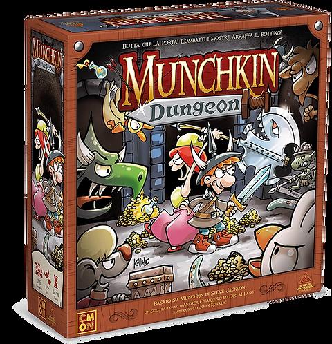 Munchkin - Dungeon