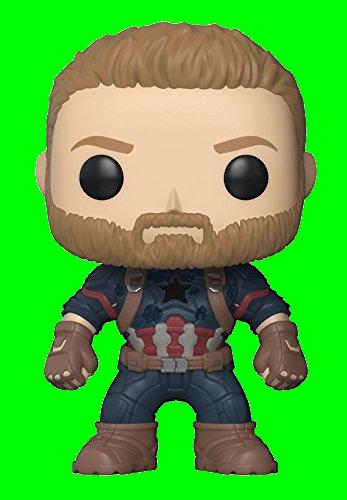 Funko POP! Avengers: Infinity War 288 - Captain America
