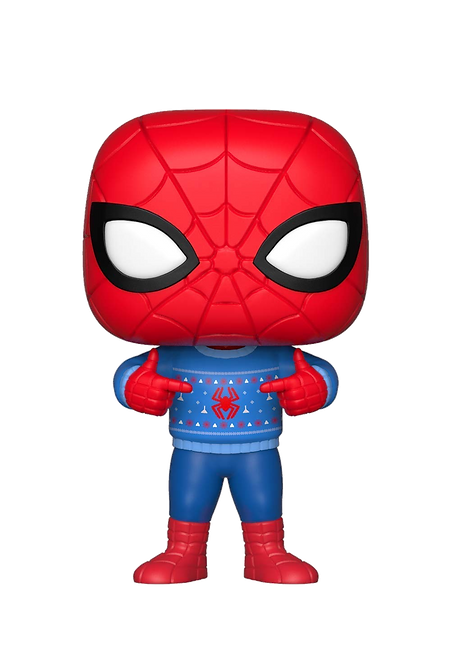 Funko POP! Holiday -Spider-Man w/ Ugly Sweater 397