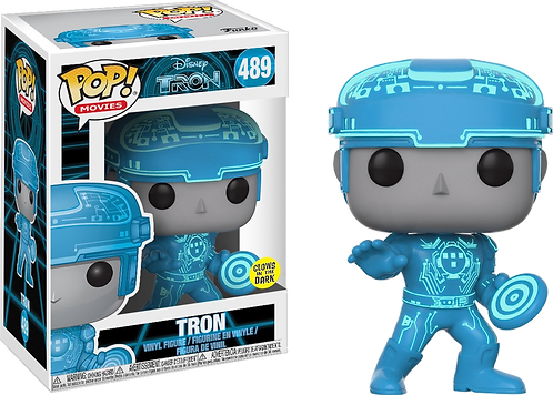 Funko POP! - DISNEY TRON 489 - TRON