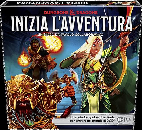 Dungeons & Dragons - Inizia L'Avventura