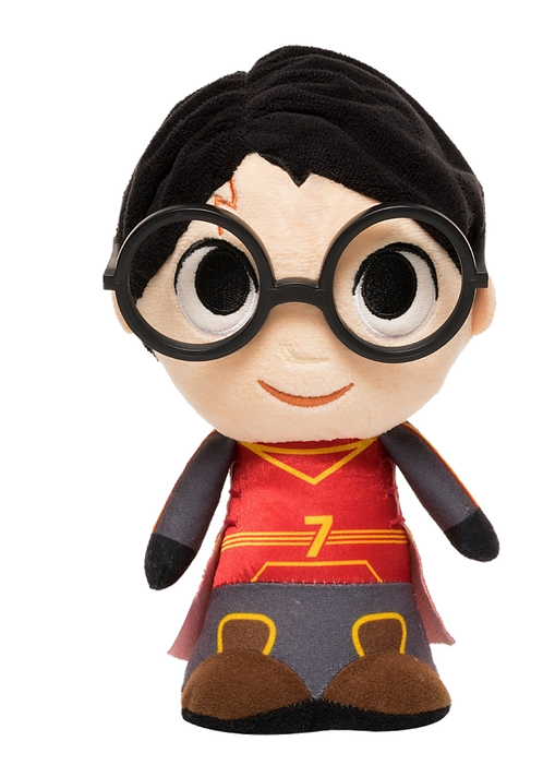 Funko Harry Potter Super Cute Plushies: Quidditch Harry Potter